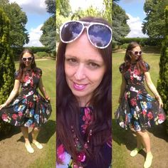 Clairejustine | UK Lifestyle | Over 40 Style Blog | Nottingham ...: A perfect SummerDay Is When The Sun Is Shining..