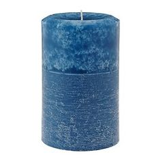 IKEA VIFT scented block candle A sweet scent with fresh berry notes, like blueberry muffins.
