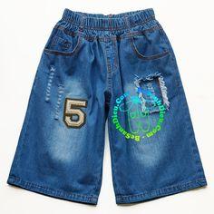 Quần bò ngố cho bé trai vải jean mềm rất đẹp từ 28kg đến 45kg Quần áo bé trai…