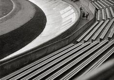 Besnyő Éva: Stadion, Berlin, 1931