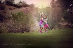 Child photography at Desert Foothills Park in Phoenix Ahwatukee