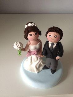 Cake Topper, Lovely Wedding!