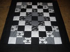 Police Patch Quilt By Wendysquilting Quilts Pinterest