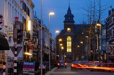 Donker Utrecht - F.C. Dondersstraat met voormalige Ooglijdersgasthuis. Met plezier  jaren gewoond