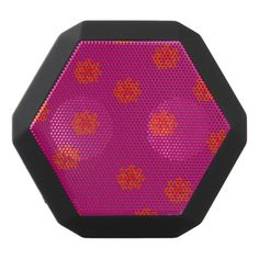 Some Crazy Happy Flowers Patternish by KCS Black Boombot Rex Bluetooth Speaker ❗️save 28% site-wide with code SHORTMONTH15. 2/27 and 2/28/15 only! ❗️
