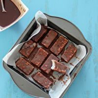 Healthy Bounty Bars by Excerpt from I Quit Sugar by Sarah Wilson
