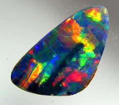 QUALITY BEAUTIFUL DOUBLET OPAL 3.35 CTS AS-A959