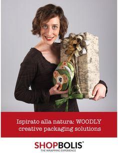 Con Woodly e il suo aspetto innovativo, aggiungi un tocco originale al confezionamento di fiori, piante e alle occasioni green in genere. Per maggiori informazioni contattaci! #wrapping #epoiarrivailregalo #madeinitaly