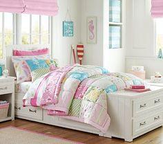 Belden Bed with Headboard #pbkids