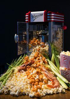 MIAMI Barton G. The Restaurant 1427 West Ave Miami Beach, FL popcorn shrimp fun dining