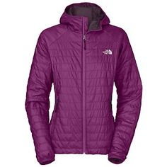 The North Face Women's Blaze Micro Hooded Jacket~ yes please!