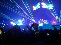 #Muse - Pesaro 17novembre.