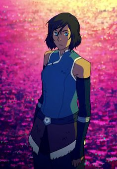 "The Legend of Korra Rewatch: The Last Stand—► {Korra} "" I guess … I see a lot of myself in you. Avatar Zuko, Team Avatar, Avatar Studios, Character Art, Character Design, Avatar Picture, Avatar World, Avatar Series, Avatar The Last Airbender Art"