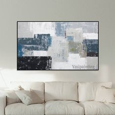 Modern Abstract acrylic painting on canvas extra Large Wall Art Pictures for living room Home Decor Hand Painted Nordic cuadros abstractos Abstract Canvas Art, Acrylic Painting Canvas, Painted Canvas, Hand Painted, Living Room Pictures, Wall Art Pictures, Images D'art, Extra Large Wall Art, Art Mural