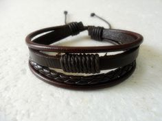 leather bracelet jewelry bracelet