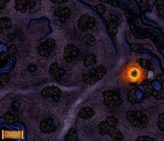 Dark Forest Battle Map 12