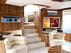 Boat Interior....Audi Visuals / Bang U0026amp; Olufsen Kostbart, Men