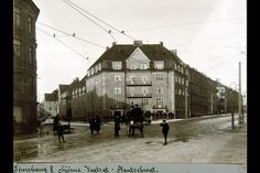 horse and carriage at torshov, Oslo, 1920s, Gate, Environment, Horses, Inspiration, Biblical Inspiration, Portal, Horse