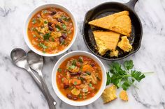 """Believe it or not, some dishes actually taste better the next day. A little time in the fridge can give the flavors time to get to know each other, and preparing these meals ahead of time makes your life easier too. With these recipes, you'll never have to hear, """"Not leftovers for dinner!"""" ever again. Instant Pot, Soup Recipes, Vegetarian Recipes, Healthy Recipes, Feta Chicken, Stuffed Chicken, Spinach And Feta, Frozen Spinach, Frozen Peas"""