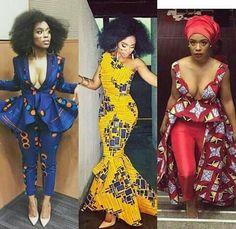 African Fashion Ankara, African Inspired Fashion, African Print Fashion, Africa Fashion, African Prints, African Attire, African Wear, African Women, African Dress