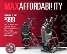Max Trainer Better than an Elliptical | New As Seen On TV Products