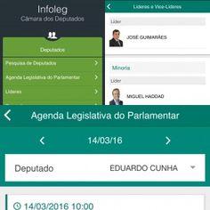 Câmara lança aplicativo de transparência para celular