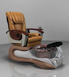 Kangmei New Design Pedicure Spa Chair For Nail Salon