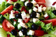 #greek salad