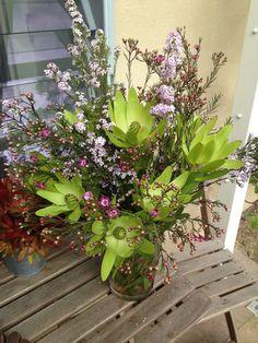 Art For Sale, Earth, Studio, Flowers, Plants, Red, Florals, Planters, Flower