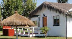 Las Cabañas Punto Verde se encuentra en La Serena y ofrecen piscina al aire…