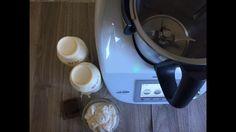 How to make sugar free cream yogurt - lchf woe