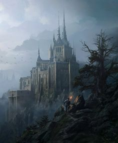 Return of the Knight by Raphael Lacoste
