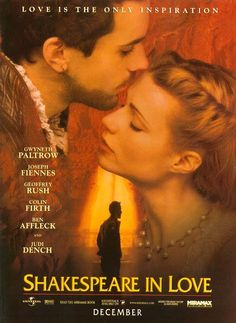 A tad over-hyped, but still enjoyable  | Shakespeare in Love (1998) | Genre: Comedy, Romance, Drama