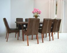 Sophisticated Dining Set