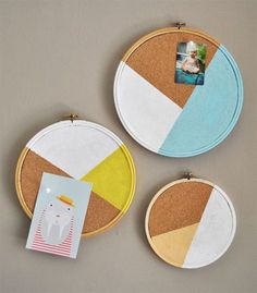 12 Embroidery Hoop Crafts That Dont Involve a Needle and Thread via Brit   Co
