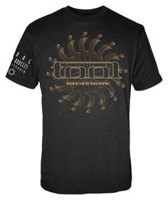 FEA Men's Tool Spectre Spiral Vicarious Men's Tee - Listing price: $19.99 Now: $13.00 + Free Shipping