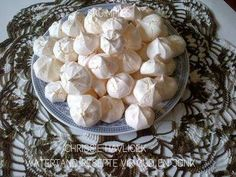 KLEIN KOEKIES & MERINGUES Food Art For Kids, Biscuit Recipe, Meringue, Cake Cookies, Biscuits, Recipes, Pictures, Merengue, Cookies