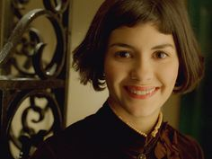 """""""Le fabuleux destin d'Amélie Poulain"""" (2001)    Amelie, an innocent and naive girl in Paris, with her own sense of justice, decides to help those around her and along the way, discovers love."""