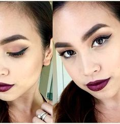 Fall Leaves Makeup Look Feat. ABH shadow couture