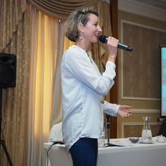 Our #GirlBoss Niamh speaking at Womens Inspire Network event in Wexford 2016