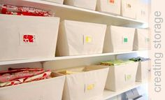 Creating Needed Storage in Your Home #storage #cleaning #organizing