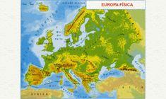Mapas de Europa para imprimir | laclasedeptdemontse Diagram, Blog, Caye, Geography, Vestidos, Sketchbook Drawings, Sketchbooks, Pictures Of Maps, Spanish
