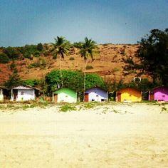 Mandreem beach, Goa #mygoaproperty #goa #property #india