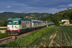 FS D445 1112 / Vicchio, Tuscany — Trainspo