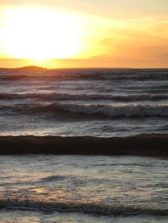 Yyteri Live In The Now, Finland, Denmark, Sweden, Zen, Europe, Sunset, Beach, Nature