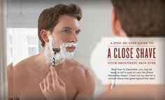 Young Living Essential Oils:  A Step-By-Step Guide to a Close Shave for Smooth Skin!  For more information and to order yours, visit:  WWW.THESAVVYOILER.COM