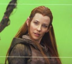 I love Tauriel... Just saying... even though she isn't in the book. :)
