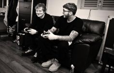Ed Sheeran & James Arthur ♥ can they pleasee do a song together?!
