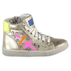 Hip kids girls sneaker | kleertjes.com