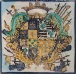 Plaque tile - Antigua Del Mar Tile Co.